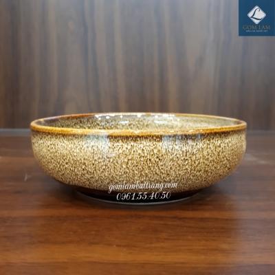 Bát súp gấm vàng P13
