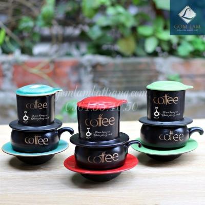 Phin cà phê in Logo