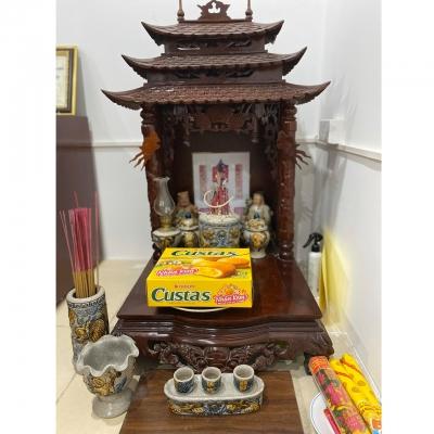 Tại sao nên đầu tư một bàn thờ thần Tài cao cấp?